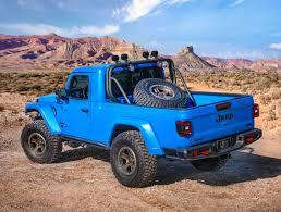 100 Jeep Wrangler Truck Conversion Kit TwoDoor J6 Pickup Concept 2019 Moab Easter Safari