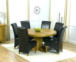 Dining Table 6 Chairs Round Room Tables For Marble