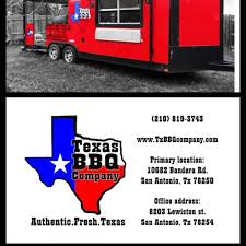 Texas BBQ Company - San Antonio Food Trucks - Roaming Hunger