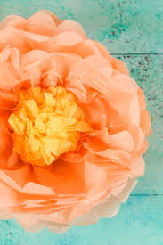 Delicate Tissue Paper Is The Perfect Material For Making Flowers These Peonies