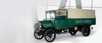 100 Ton Truck Collection 2 Benz Threeton Truck