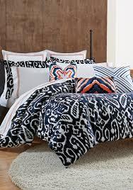 Belk Biltmore Bedding by Trina Turk Indigo Ikat Bedding Collection Belk