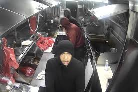 Taco Truck Robbers Steal Cash, Pistol Whip Worker On Video - Eater LA La Pink Taco Los Angeles Best Food Cart Catering For Your Party Dallas Newest Truck The Trail Mexican In Ca Delicious Fun And Exciting In For The Dtla Art Walk Soho Taco Calle Tacos Vegetarian Vegan Orange County Youtube Phoenix Az Image Kusaboshicom Leos Loup The Knockout Truck Street Clipart Isjpg Cookies Website