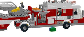 LEGO IDEAS - Product Ideas - 2016 Tiller Truck