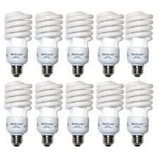 sunblaster compact fluorescent cfl spiral compact grow light bulbs
