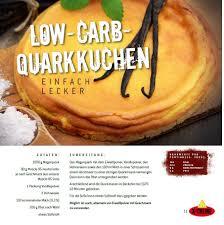 rezept low carb quark kuchen andreas scholz figurmacher