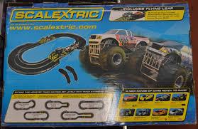 100 Juegos De Monster Truck A Scalextric Mayhem Set