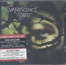 evanescence anywhere but home in CDs
