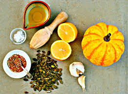 Pumpkin Hummus Recipe Without Tahini by Roasted Pumpkin Hummus With Cauliflower And Walnut Crumble Gf Df