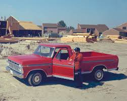 The Amazing History Of The Iconic Ford F-150 1980s Ford Trucks Lovely 1985 F 150 44 Maintenance Restoration Of L Series Wikipedia Red Ford F150 1980 Ray Pinterest Trucks And Cars American History First Pickup Truck In America Cj Pony Parts Compact Pickup Truck Segment Has Been Displaced By Larger Hemmings Find Of The Day 1987 F250 Bigfoot Cr Daily Fseries Eighth Generation 1984 An Exhaustive List Body Style Ferences Motor Company Timeline Fordcom 4wheeler Sales Brochure