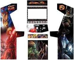 Galaga Arcade Cabinet Kit by Arcade Cabinet Kit For 32