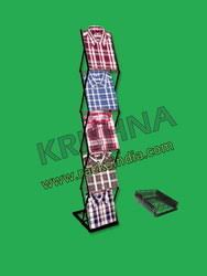 5 T Shirts Display Stand