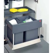 hailo poubelle cuisine poubelle cuisine hailo poubelle 2 bacs de capacitac 30 litres