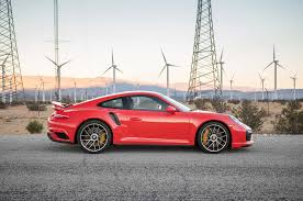 2017 Porsche 911 Turbo S First Test Review The Weapons Grade 911