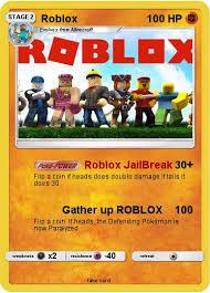 Pokemon Roblox 807