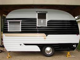 Love This Black And White With Bit Of Gold Camper Makeover Remodel 99 Brilliant