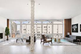 100 Penthouse Soho In A Sprawling Penthouse Loft With Huge Roof Deck