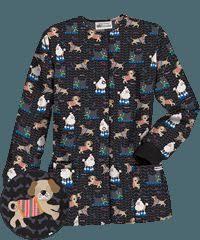 Ceil Blue Print Scrub Jackets by 16 Best Scrubs Images On Pinterest Scrub Tops Veterinary Scrubs