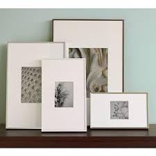 Thin Metal Profile Frames