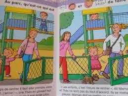 l imagerie des tout petits la politesse chut les enfants lisent