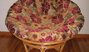 Papasan Chair Cushion Cover by Furniture Hanging Outdoor Papasan Chair With White Cushion Seat