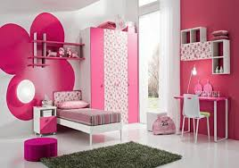 Bedroom Interior Design For Girls
