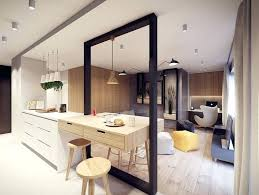 decoration salon cuisine ouverte deco salon cuisine ouverte cuisine salon en propositions idee deco
