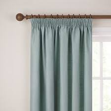 Teal Blackout Curtains Pencil Pleat by Buy Little Home At John Lewis Magic Trees Blackout Lined Pencil