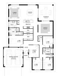 100 Mid Century Modern Home Floor Plans House Beautiful Plan