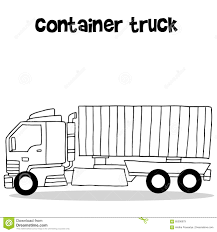 Hand Draw Of Container Truck Stock Vector - Illustration Of Cargo ... How To Draw An F150 Ford Pickup Truck Step 11 Work Pinterest How To Draw A Monster Truck Step By Drawn Grave Digger Outline Drawing Mack At Getdrawingscom Free For Personal Use Jacked Up Chevy Trucks Drawings A Silverado Drawingforallnet Fpencil Ambulance Kids By Cement Art Projects Kids The Images Collection Of Vector Pinart Dump Semi Scania Pencil And In Color Drawn Cool Awesome Youtube Garbage Download Clip