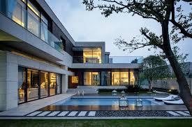 104 Home Architecture Tangbei House Lacime Design Archello