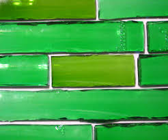 Cutting Glass Bottles With Wet Tile Saw by Convex Glass Tile From Bottles 3 Steps With Pictures