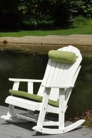outer banks economy polywood folding adirondack chair w cup