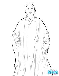 Voldemort Coloring Pages