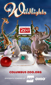 Wildlights At The Columbus Zoo | Stuff The Truck Food Drive | 93.3 ...