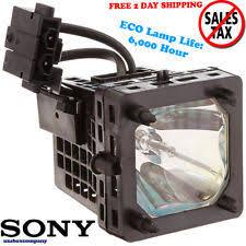 sony projection tv l ebay