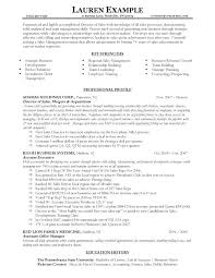 Resume Samples Profile Sales Manager Sample Professional Cv Summary