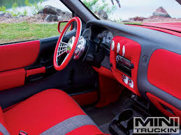 100 Custom Truck Interior Ideas 2001 Ford Ranger Ford S Mini In Magazine