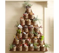 DIY Tree Advent Calendar Free Plans