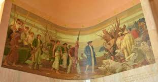 Denver Airport Murals Painted Over by July 29 2016 U2013 Oregon State Capitol And Oregon State Hospital