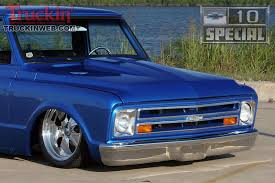 1970 Chevrolet C10 - Bye-Bye Money - Truckin' Magazine