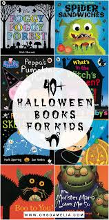 Best Halloween Books For 6 Year Olds by 40 Halloween Books For Kids Oh So Amelia