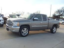 100 2013 Chevy Trucks All Chevrolet Silverado Dealer Inventory Haskell TX New GM