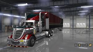 100 Lonestar Truck Fix For International V10 Euro Simulator 2 Mods