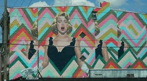 Big Ang Mural Chicago by Babytrollblog Daily Sass And