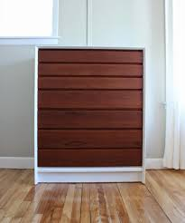 Johnson Carper White Dresser by Blue Lamb Furnishings April 2014
