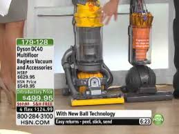 Dyson Dc33 Multi Floor Vacuum by Dyson Dc40 Multifloor Bagless Upright Vacuum With New Ball
