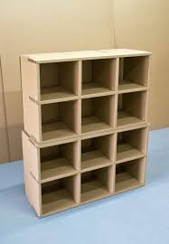 2012 Shelves Home Library Cardboard Furniture Collection Design