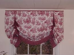 Pink Ruffled Window Curtains by Carolyn Chester Springs Pa Yours By Design Custom Window
