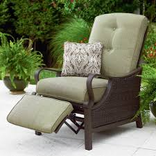 Kmart Wicker Patio Sets by Peyton Wicker Recliner Enjoy The Good Life At Sears